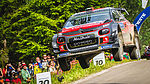 Rallye Finnland: zwei CITROËN C3 WRC in den Top Ten